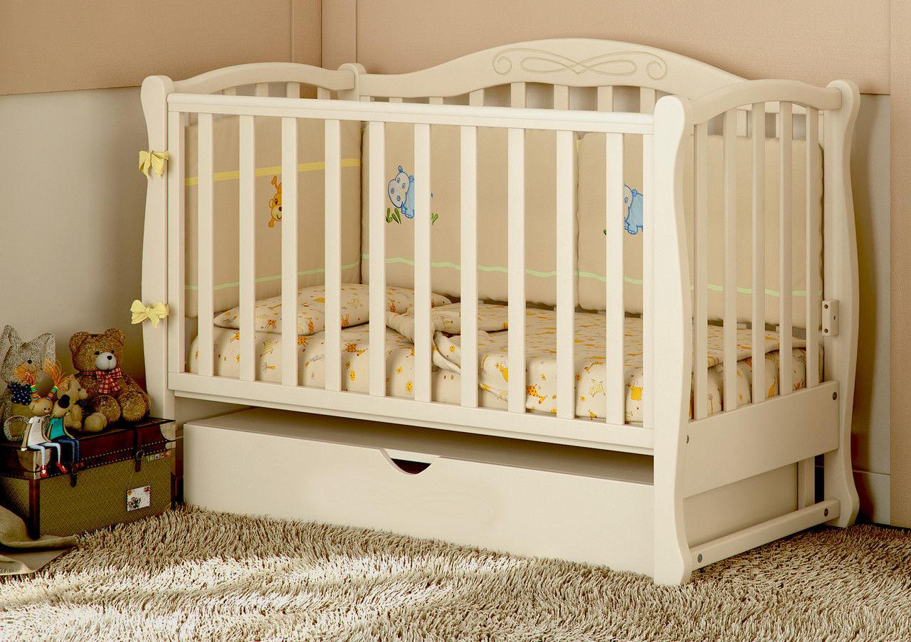 Кроватка для новорожденного – как выбрать?