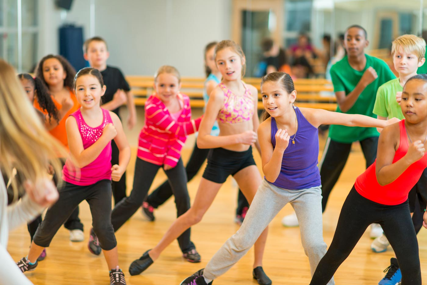 Что нужно знать при выборе детской одежды для танцев?