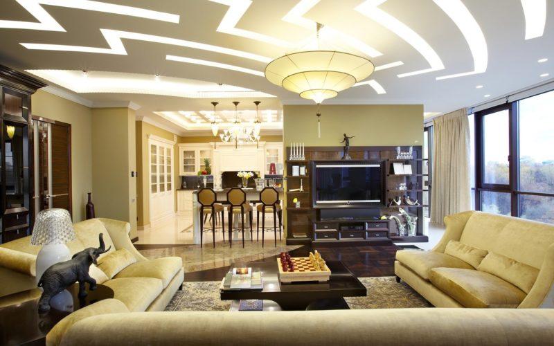 Как выбрать светодиодную потолочную люстру?